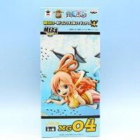 ワンピース MEGAワールドコレクタブルフィギュアvol.4 しらほし姫 MG04 ONE PIECE アニメ プライズ バンプレスト