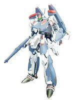 ROBOT魂[SIDE VF] スーパーメサイヤバルキリー(早乙女アルト機)