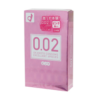 うすさ均一0.02EX ピンク