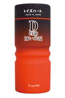 ディーカップ 赤い巾着(D cup RED)