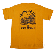WL BOBBER MACHINE イエロー Tシャツ
