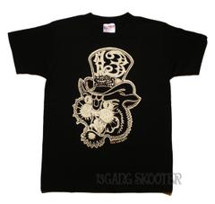 13gang cat Tシャツ