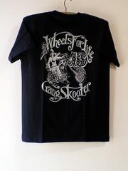 レディ・バイカー Tシャツ Sサイズ XSサイズ(B品)