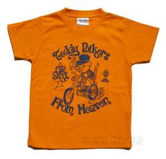 Teddy Bikers From Heaven キッズTシャツ 110/130サイズ