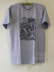 Franken Chopper 杢グレー Tシャツ