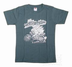 モーターラビット デニム キッズTシャツ 110/130サイズ