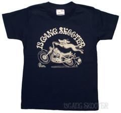 Trump Chopper ネイビー Tシャツ