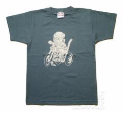 Scarface Bear デニム Tシャツ