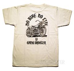 WL BOBBER MACHINE ナチュラル Tシャツ