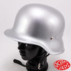 オーシャンビートルSRFヘルメット シルバー
