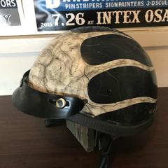 BACONヘルメット スモーキー 004