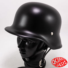 オーシャンビートルSRFヘルメット マットブラック