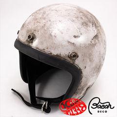 BACONヘルメット オーシャンビートルLAC アイボリーナチュラルエイジング