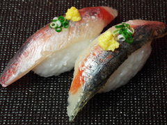 SKN060022Dにぎり寿司鰯小B