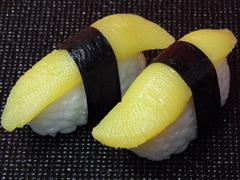 SKN000206Aにぎり寿司数の子小おび付き