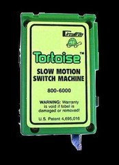 Tortoise ポイントマシン