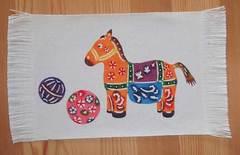 ティーマット・琉球張り子の馬