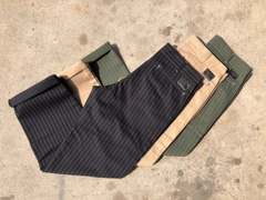 B.S.M.G. STRIPE WORK PANTS 18