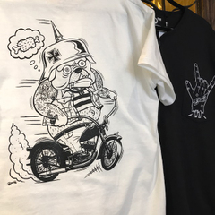 "Classics Knuckle T-sh ""Hunger Ride"""