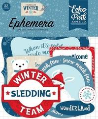 EP; Celebrate Winter ダイカット