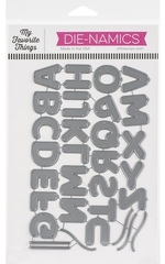 MFT; Pumped-Up Alphabet