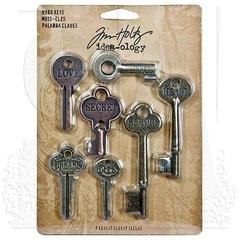 TH; Word Keys 7ピース