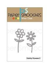 ペーパースムーチーズ/Paper Smooches two flowers