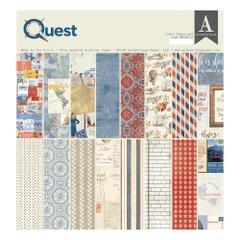 Authentique; 12インチペーパー Quest