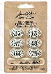 TH; Mini Plaquettes 6個入り