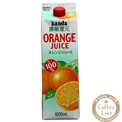 オレンジジュース(濃縮還元)