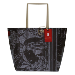 GOZARU BAG OIRAN 黒漆 Lサイズ