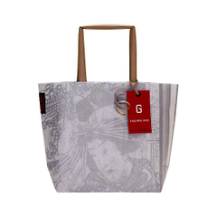GOZARU BAG OIRAN 白銀 Mサイズ