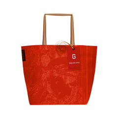 GOZARU BAG OIRAN 紅緋 Mサイズ