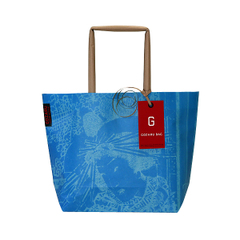 GOZARU BAG OIRAN 紺碧 Mサイズ