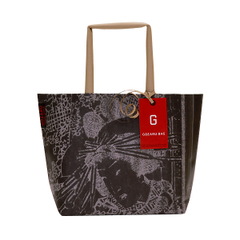 GOZARU BAG OIRAN 黒漆 Mサイズ