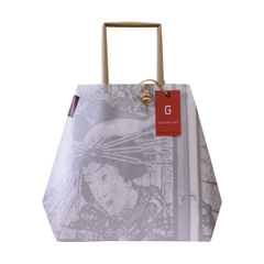 GOZARU BAG OIRAN 白銀 puffy