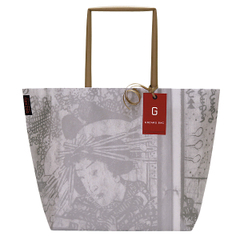 GOZARU BAG OIRAN 白銀 Lサイズ