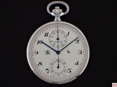 AS-14 クロノメーターストックホルム クロノグラフ懐中時計