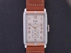 AS-61 POP レクタングラー 手巻き時計