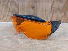 UV/可視光カットメガネ