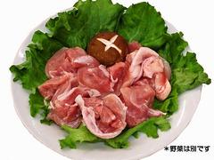 千葉県産鶏モモ肉