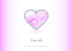 No.156 ダイヤモンドと白鳥 【AI】