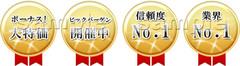 No.86 セールスアイコン(リボン付)