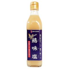 鶏だし塩スープ 鶏味塩(とりびあん) 濃縮 鶏ガラスープの素 300ml × 単品 たまり醤油 のうま味とコクが効いた濃縮鶏ガラスープの素
