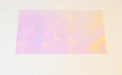 ホログラムシート ピンクオーロラ