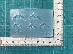 WNG-004「デフォルメ翼B(右)」サイズ混合モールド