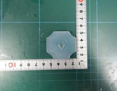 15「ダイヤカボション裏表セット」レジン用モールド