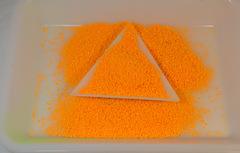 蓄光粒 「オレンジシフト」3g