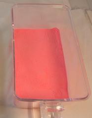蓄光粉末 「オレンジピンクシフト」3g