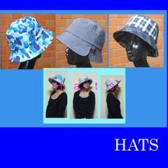 【紙】HATS  54-62サイズ(こども~大人)セット